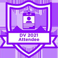 DV 2021 Attendee